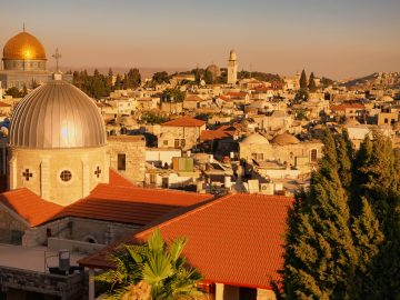 Best Tours: Israel and Jordan