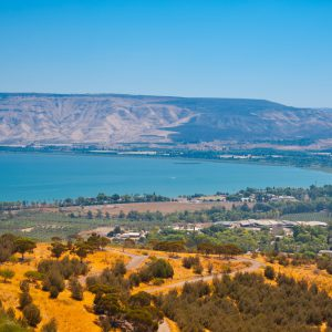 christian tours of The Sea of Galilee